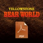 Yellowstone Bear World Brochure