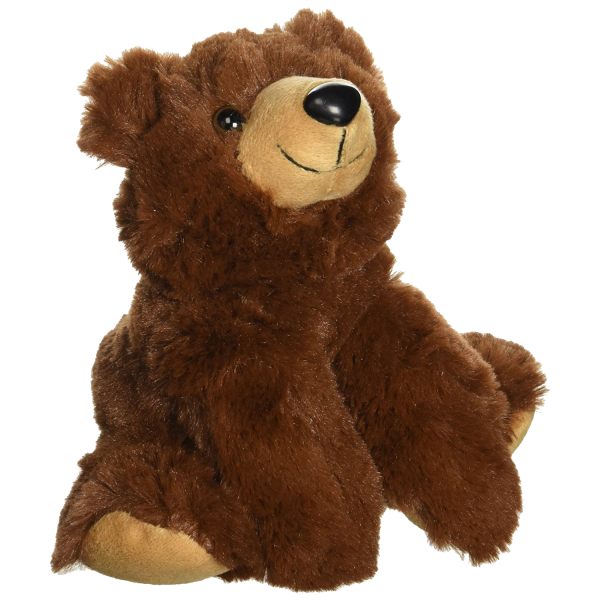 Brown Bear 8 inch Plush - Drake Jr.