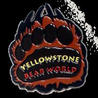 Bear Paw Magnet