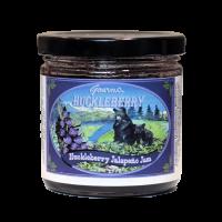 Huckleberry Jalapeño Jam