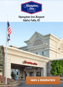 Hampton Inn Airport Lodging