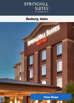 Springhill suites marriott hotel rexburg