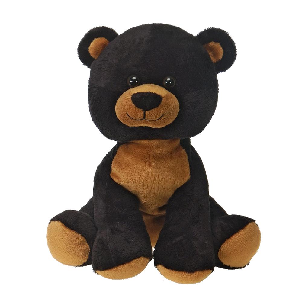 Sitting Black Bear Plush 16 Inches Fiesta Yellowstone Bear World