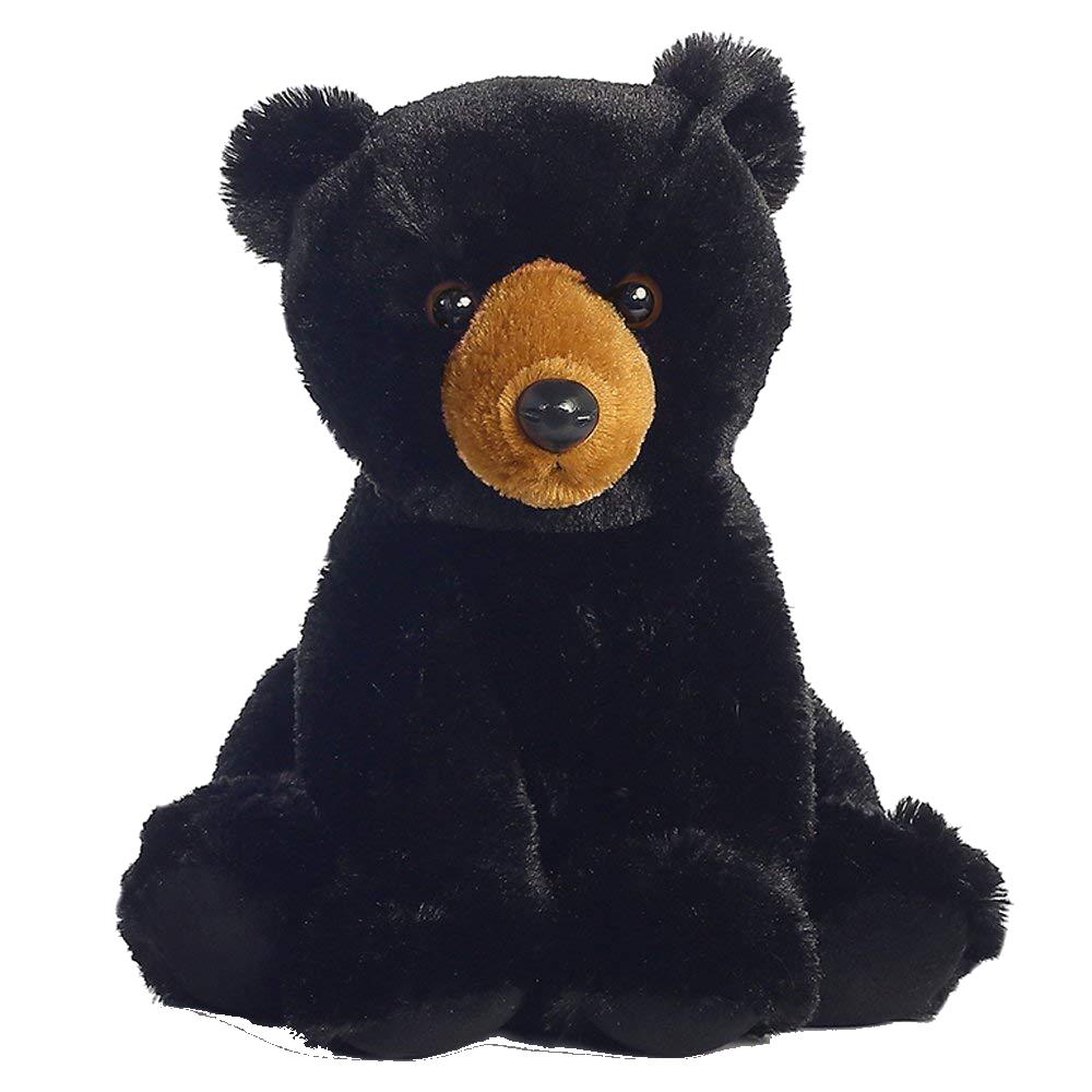 Black Bear Plush Aurora 14 Inches Yellowstone Bear World