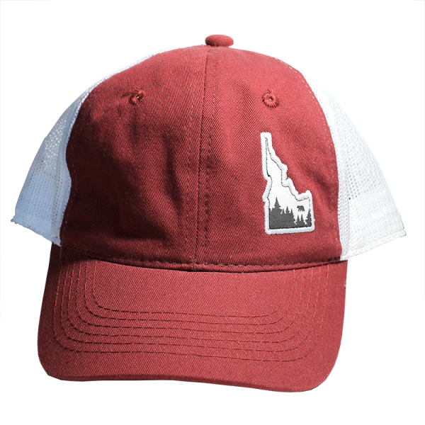 Idaho hat cap with bear