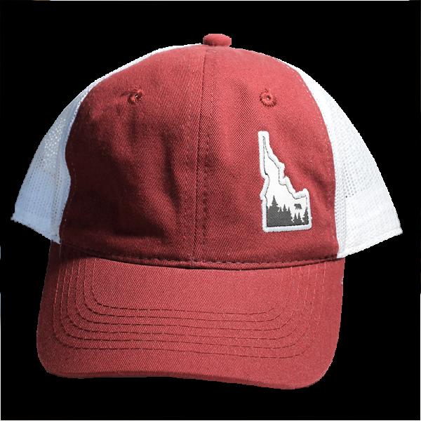 Idaho hat cap with bear