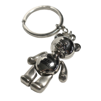 Teddy Bear Keychain Yellowstone Bear World