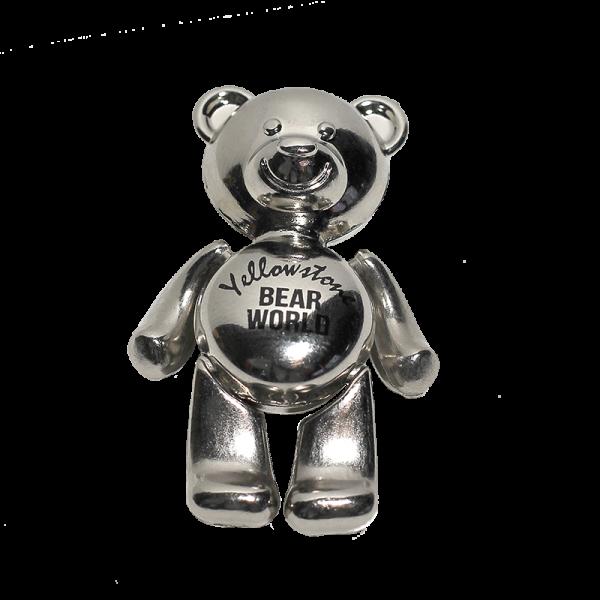 Teddy Bear Magnet Yellowstone Bear World