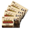 Yellowstone Bear World Gift Card