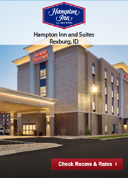 HAMPTON INN REXBURG IDAHO