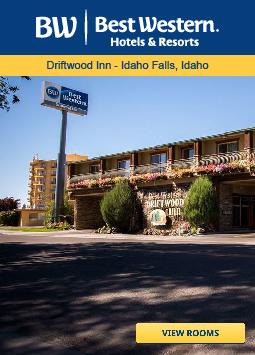 Best Western Driftwood Hotel Idaho Falls